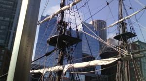 Boston ships
