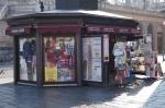 Kiosk in Bologna
