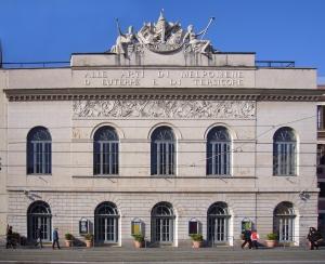 Teatro Argentina in Rome