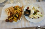 Typical antipasti